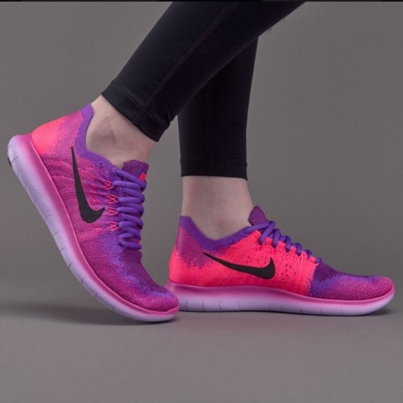 size 40 c5f37 86c8f Nike Free Flyknit Women's Running Shoes